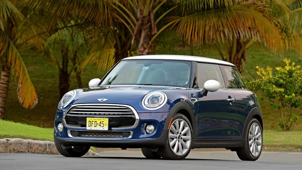Mini Cooper hardtop two-door