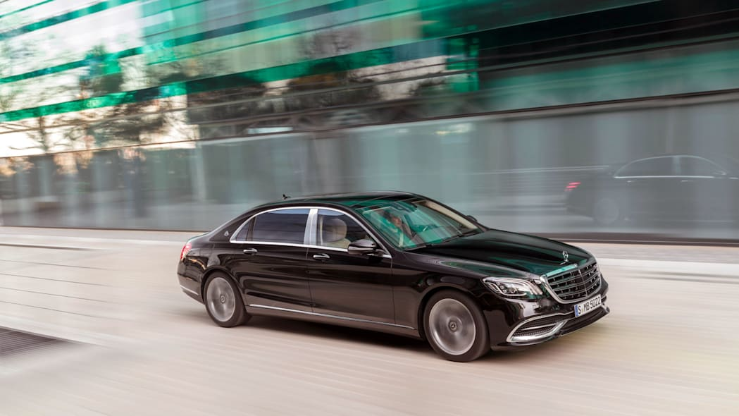 2018 Mercedes-Maybach S650