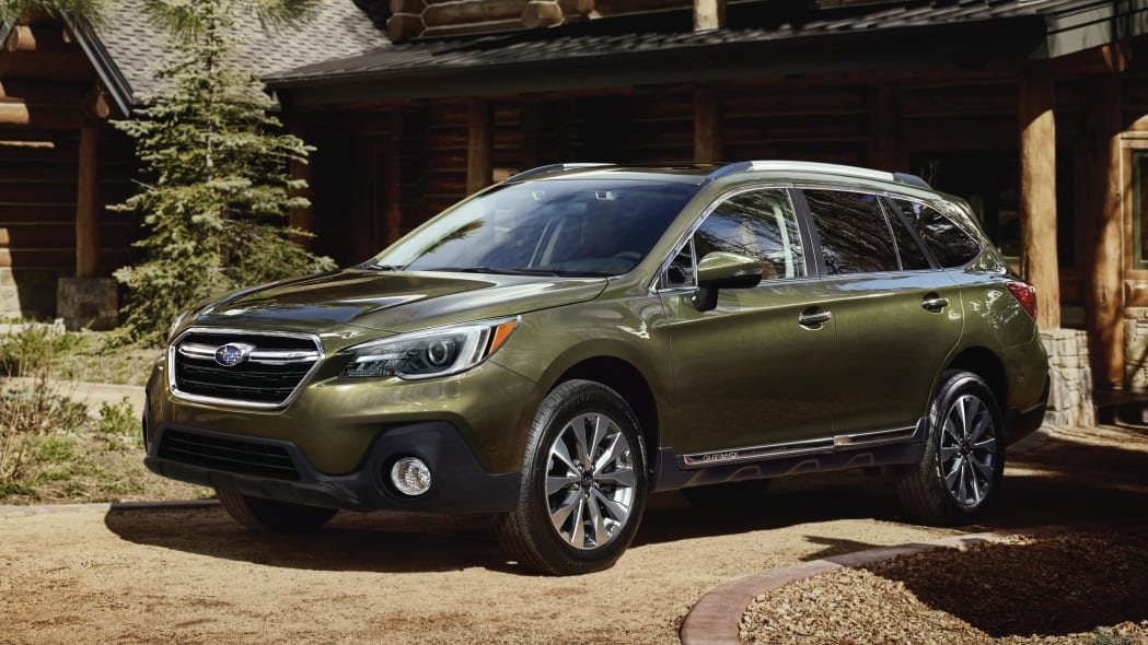 Some 2019 Subaru Outbacks and Legacys recalled, owners could get new cars