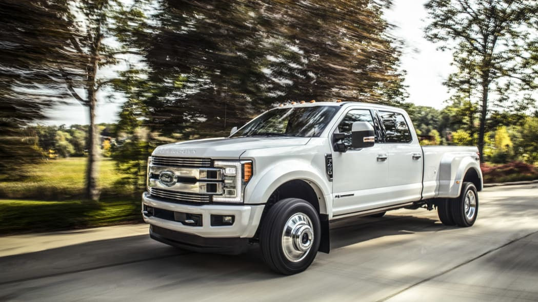 2018 Ford Super Duty Limited