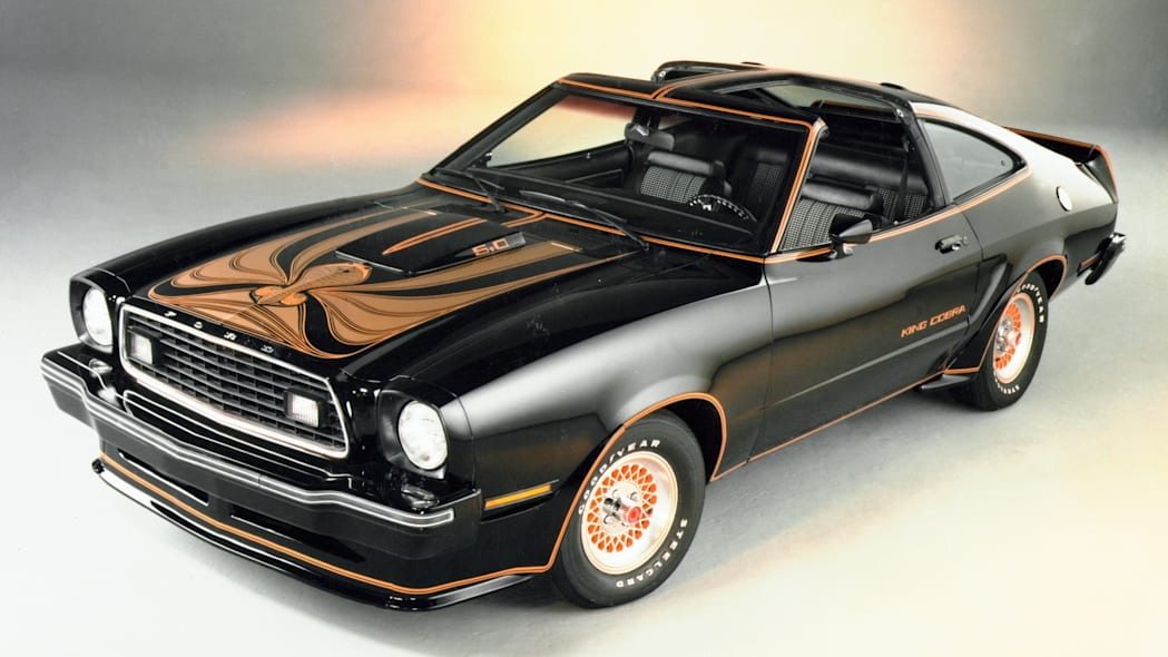1978 Ford Mustang II King