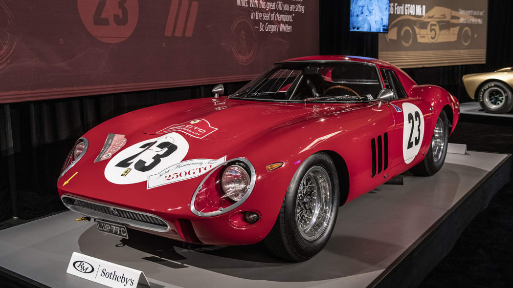 Man who sold Ferrari 250 GTO for $48M talks about his life in cars - Autoblog