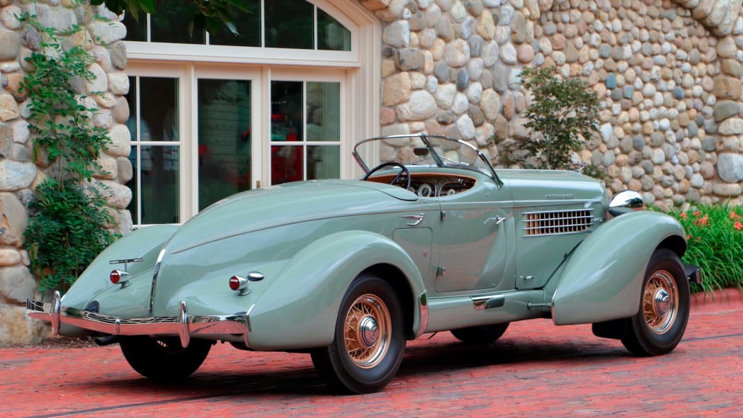 1936 Auburn 852 Supercharged Speedster