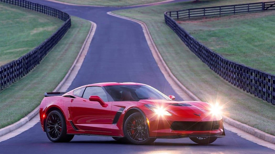 2019 Chevy Corvette Z06