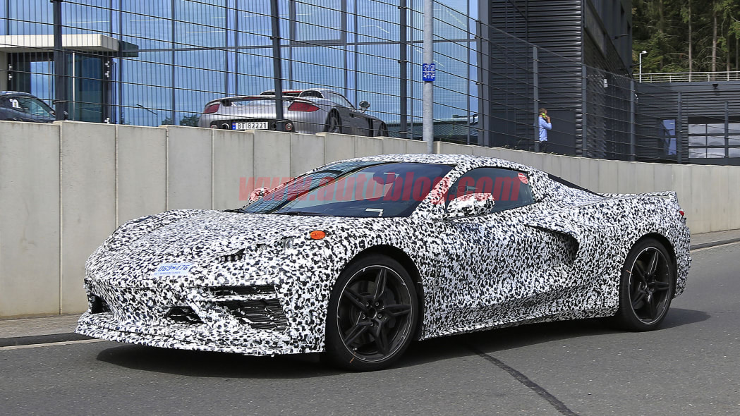 Chevy Corvette mid-engine C8 reveal date set as it hits ...