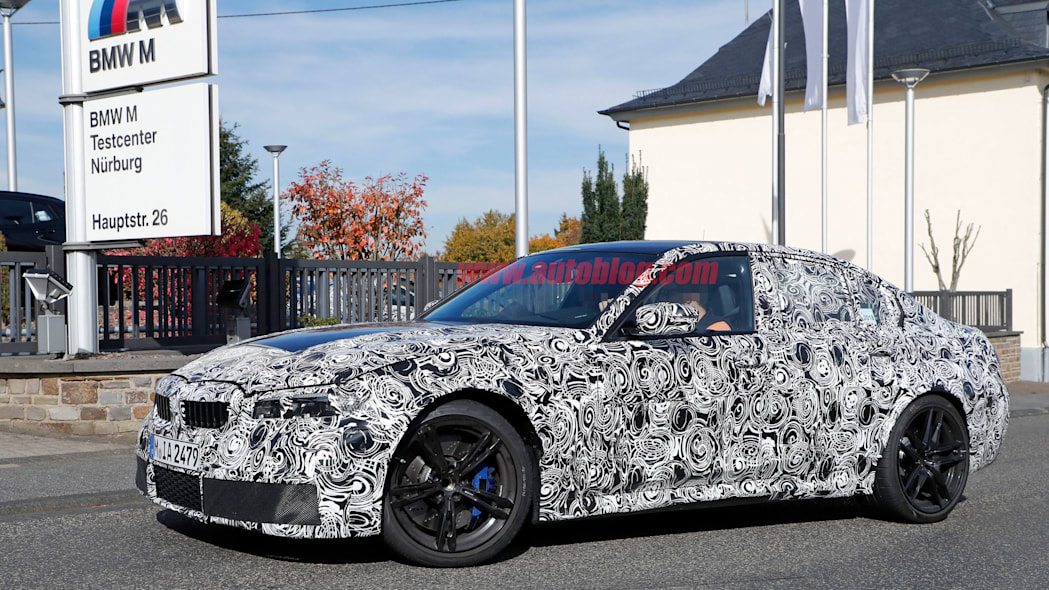 2020 bmw m3 to offer manual transmission  rwd and awd