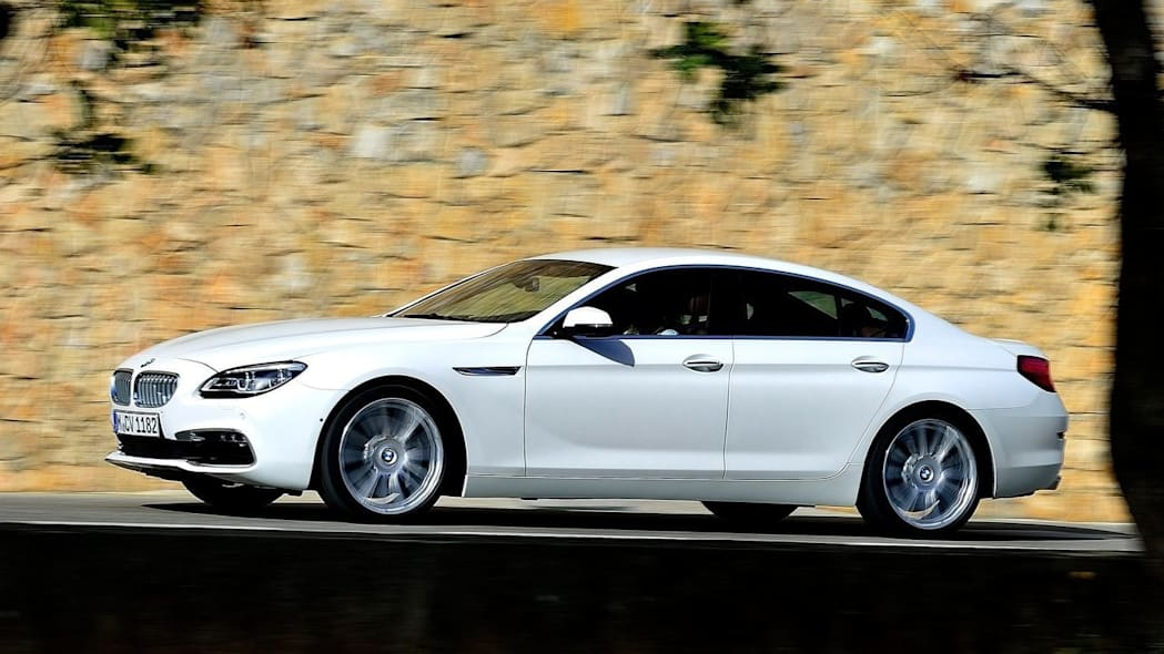 BMW 5 Series Gran Coupe