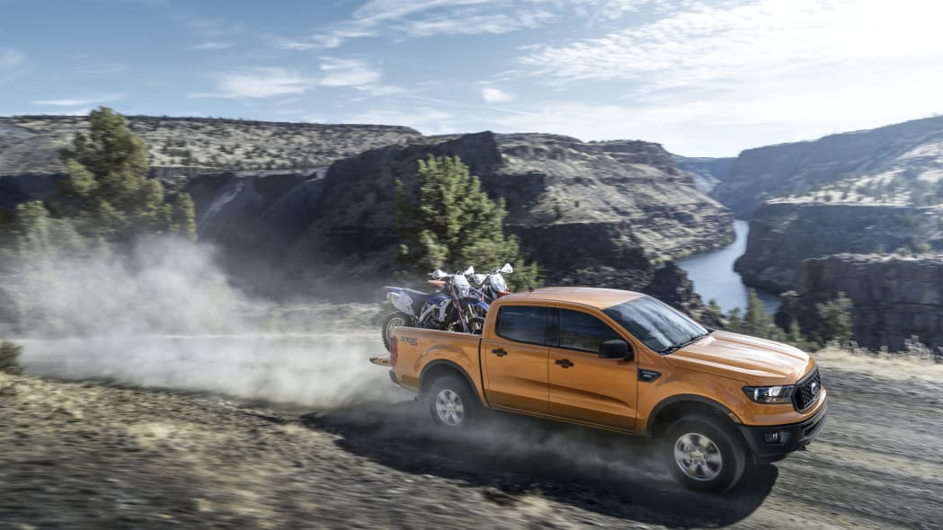 ford ranger fx  road capabilities photo gallery autoblog