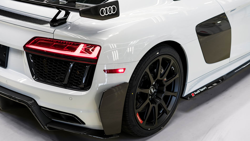 2018 Audi R8 V10 Plus Competition Package