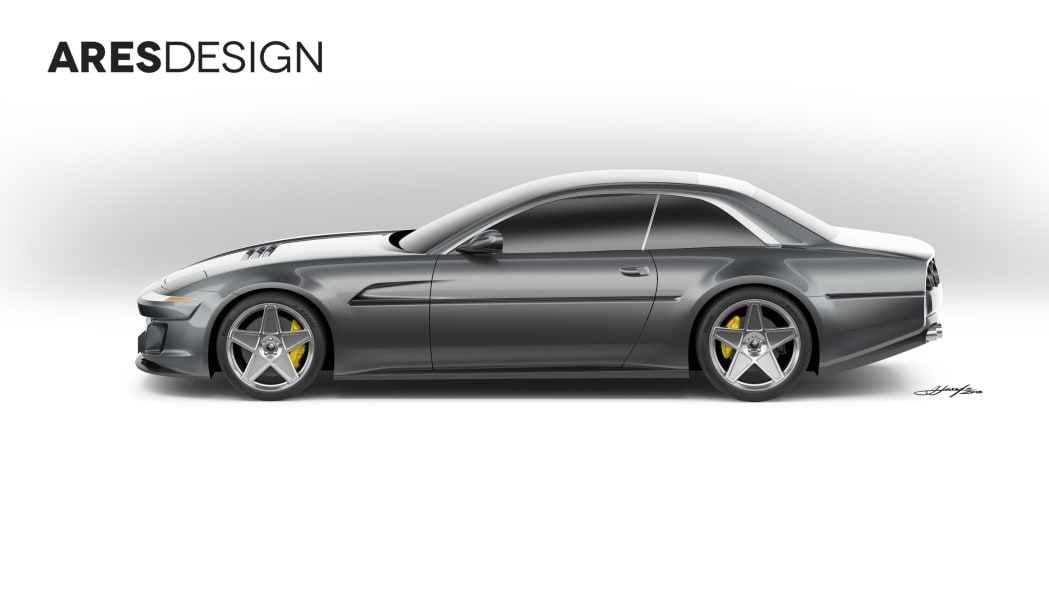 Ares Design Project Pony