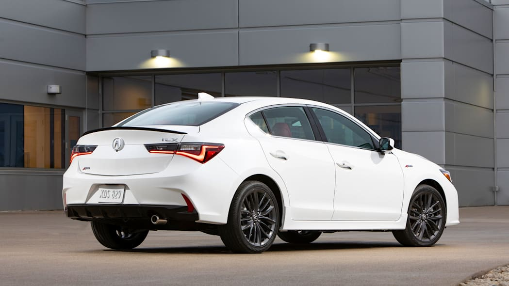 2019 Acura ILX first drive