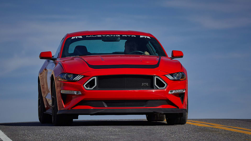 Ford Series 1 Mustang RTR