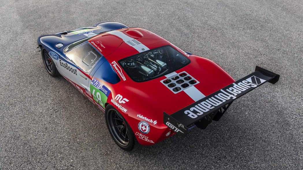 Superformance Future Forty GT40