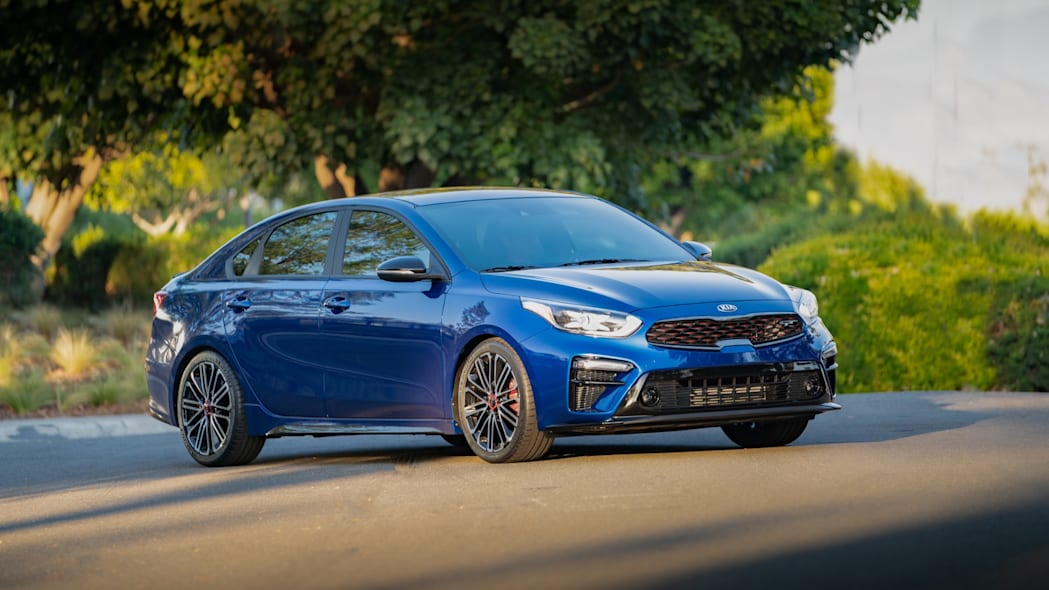 2020 Forte GT