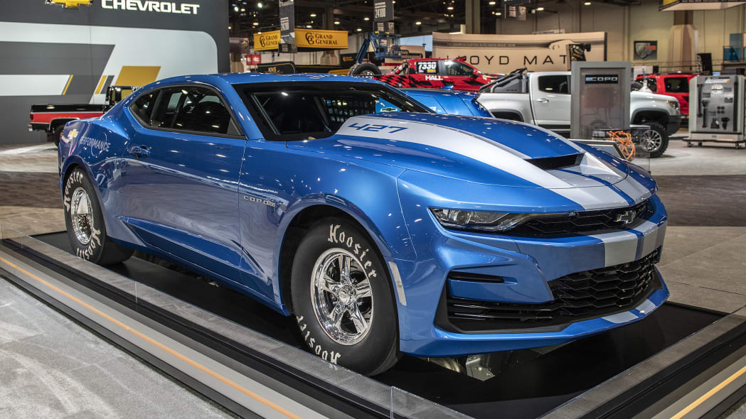2019 Chevrolet COPO Camaro 50th Anniversary Edition