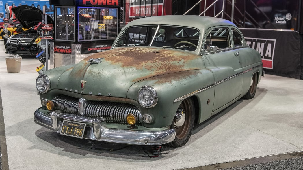 ICON 1949 Mercury Coupe EV Derelict