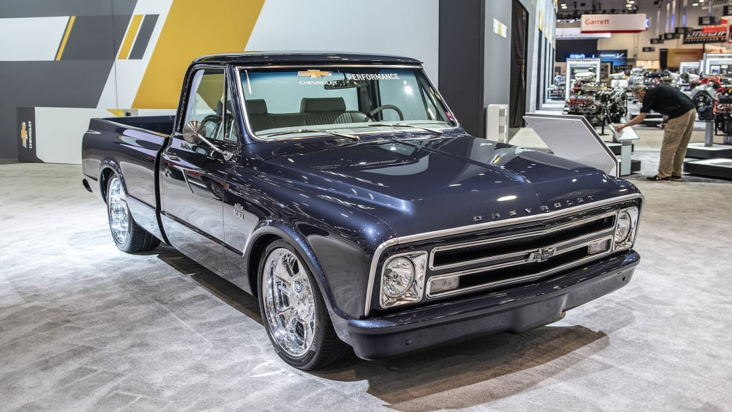 1967 Chevrolet C10 Short Box 2WD Concept