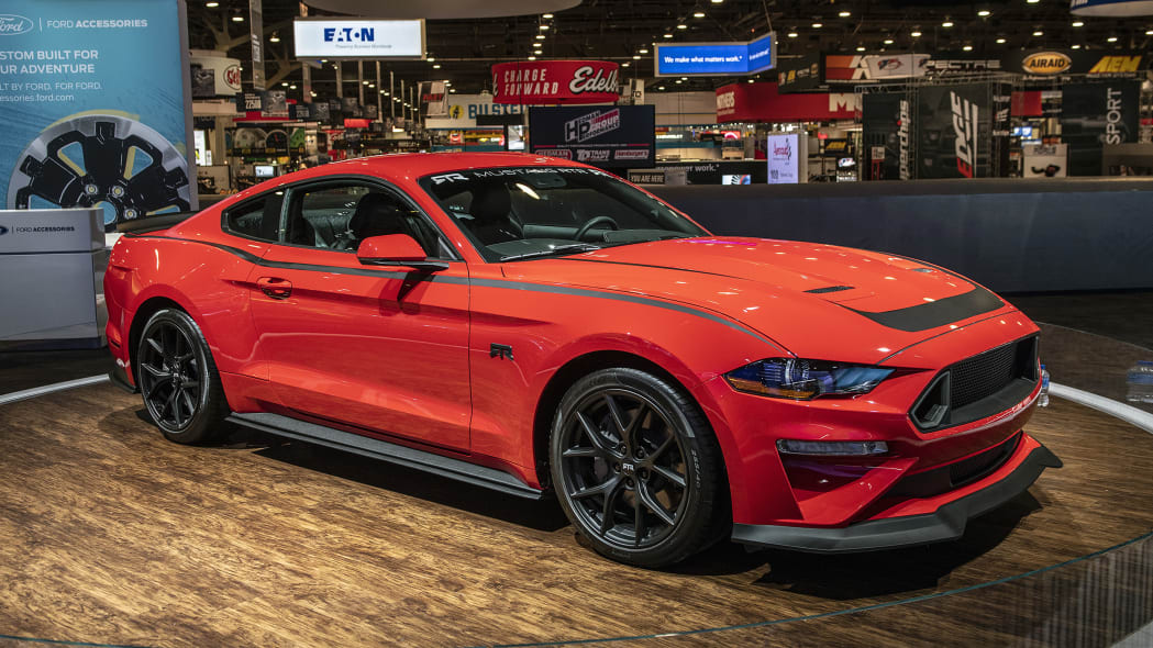 2019 Ford Performance Series 1 Mustang RTR