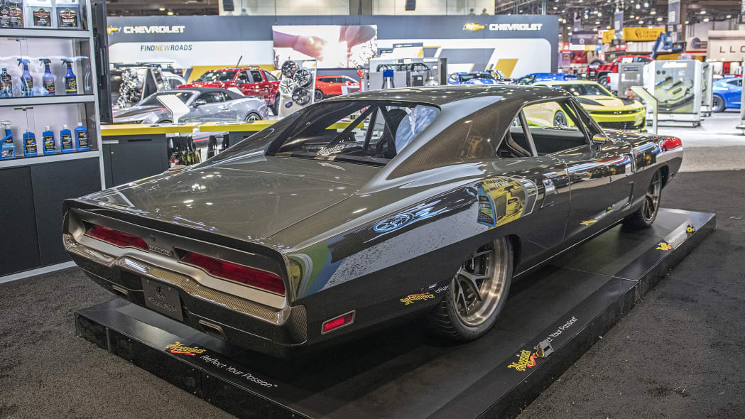 SpeedKore 1970 Dodge Charger Evolution