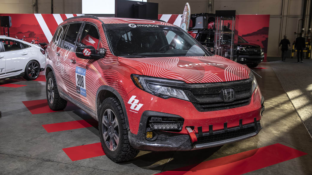 2019 Honda Pilot Rebelle Rally