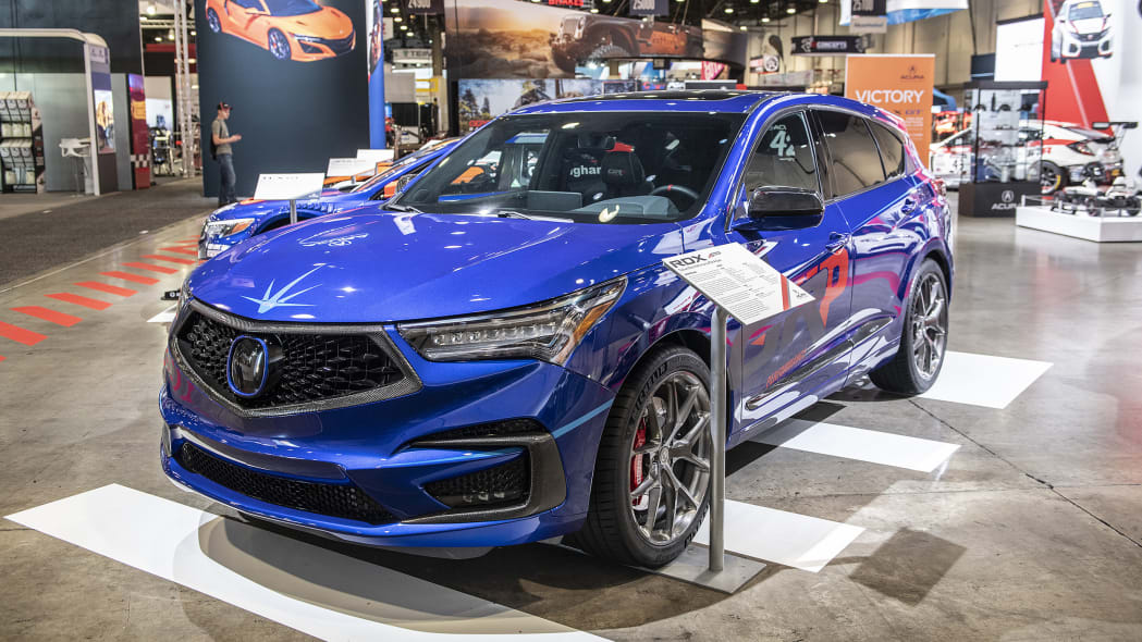 Acura RDX A-Spec by GRP