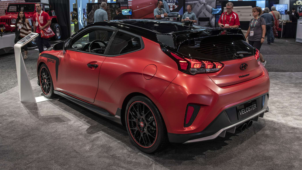 Hyundai Veloster Customs and Performance Parts