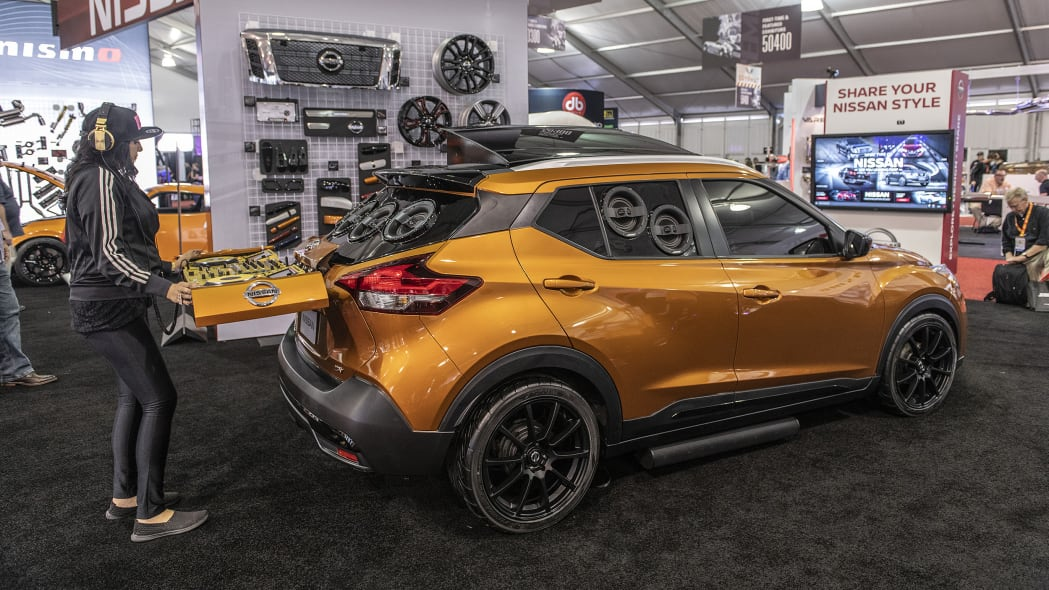 Nissan Kicks Sound Machine