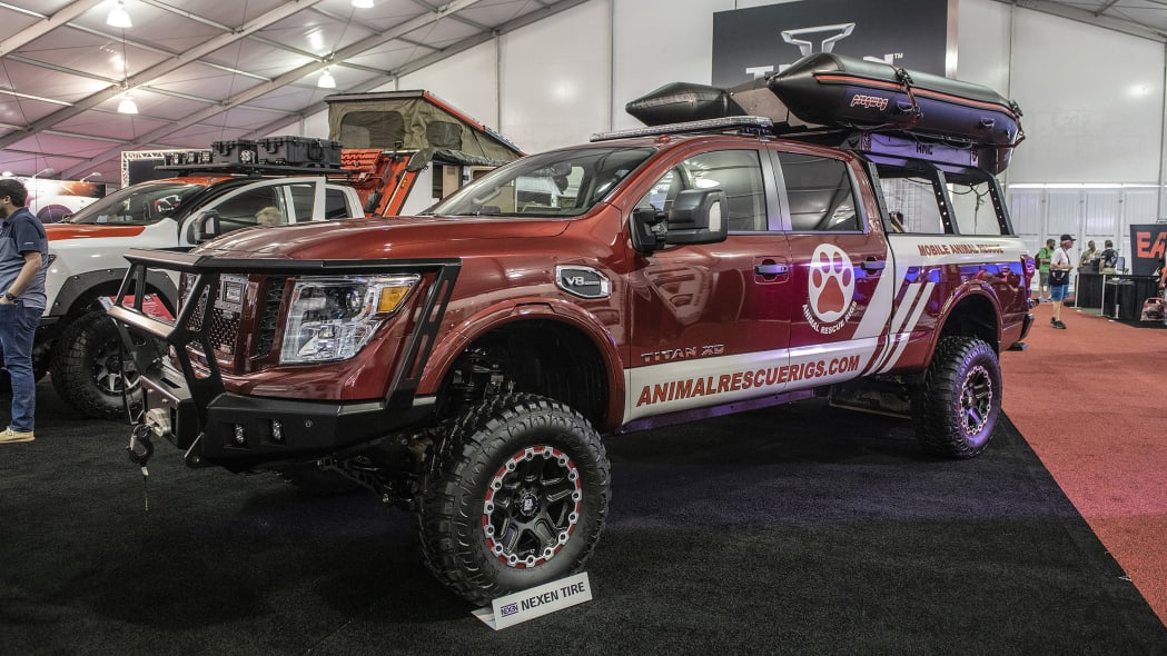 Nissan Paws One Titan