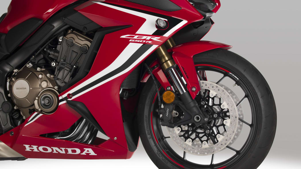Honda motorcycles at Milan Motorcycle Show