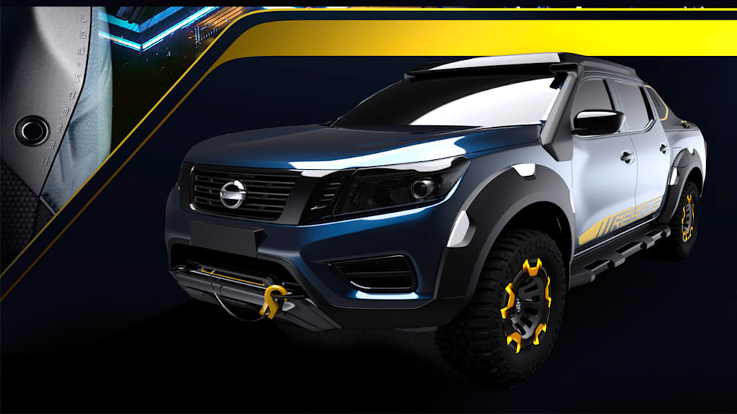 Nissan Frontier Sentinel Concept