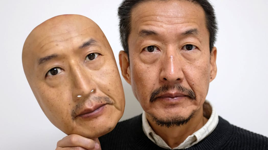 REAL-f Co. realistic masks