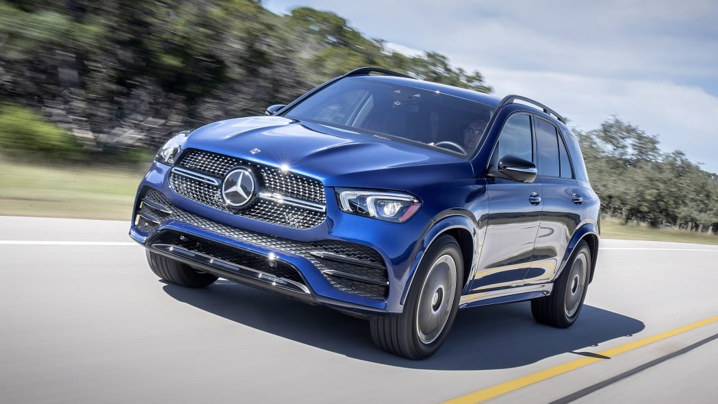2020 Mercedes-Benz GLE 350