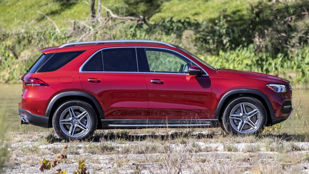 2020 Mercedes-Benz GLE 450