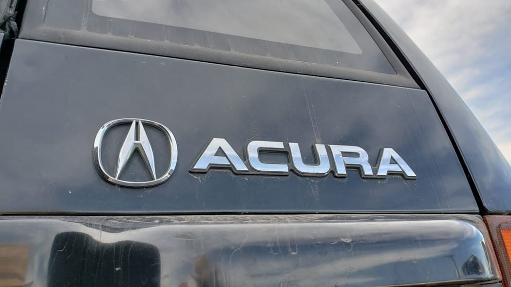 1997 Acura SLX in Colorado wrecking yard
