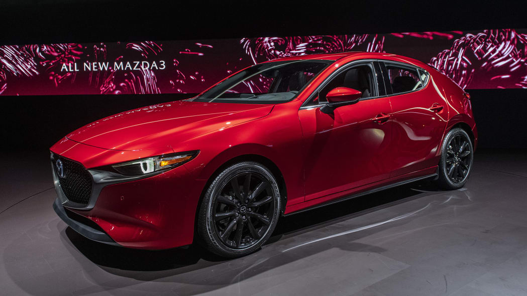 2019 Mazda3 fuel economy announced for AWD, hatchback models