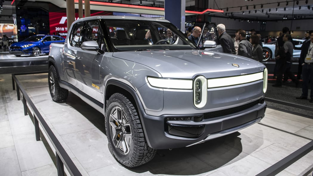 Rivian opens up about its mid-term plans