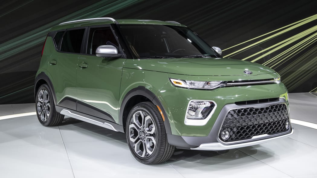 2020 Kia Soul pricing starts at $18,485