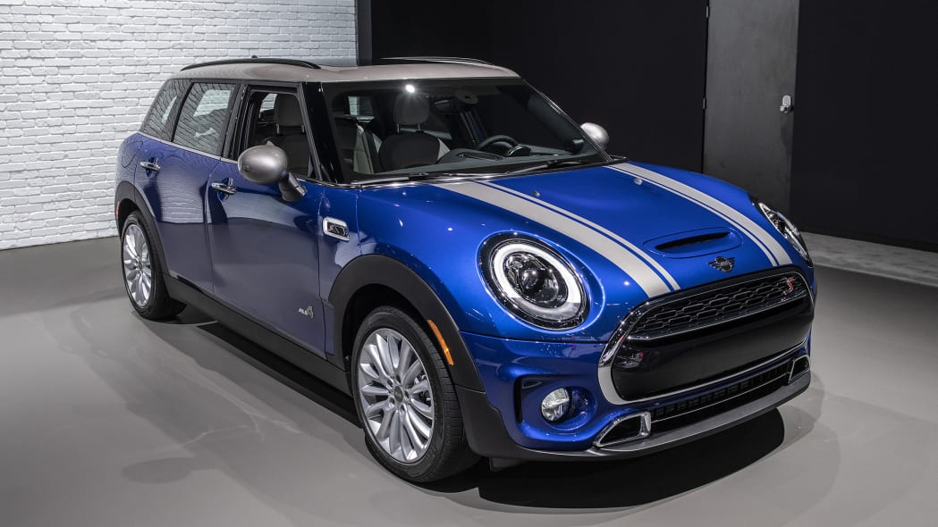 Mini Clubman Starlight Edition