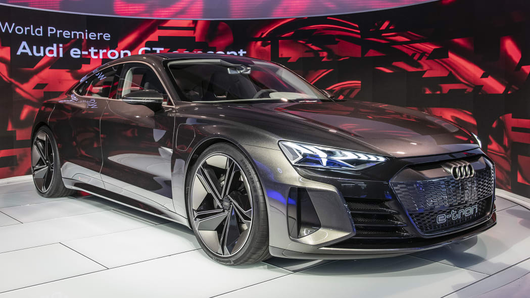 Audi E-Tron Concept – Third Place (37 Points)