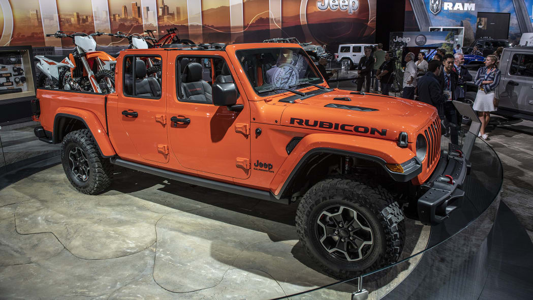 2020 Jeep Gladiator – First Place
