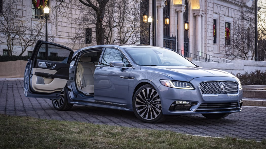 2019 Lincoln Continental Coach Door Edition