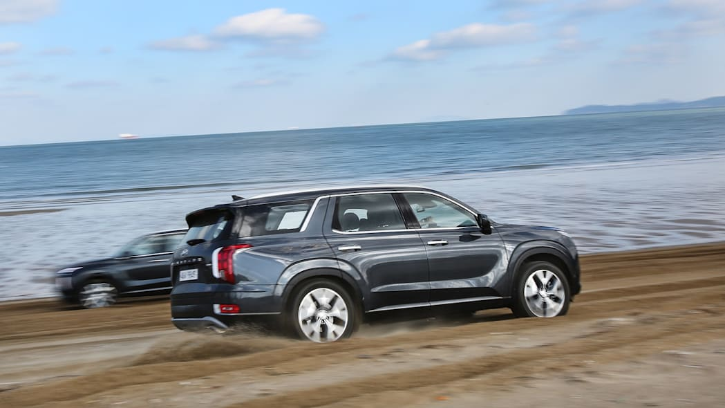 Comparison: 2020 Hyundai Palisade vs Subaru Ascent vs Honda Pilot vs Toyota Highlander vs Mazda ...