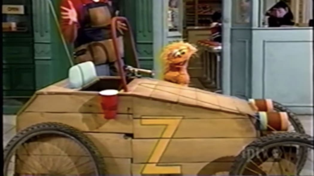 The 13 best cars from 'Sesame Street'