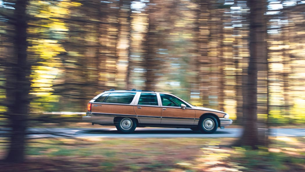 1994-1996 Buick Roadmaster Estate Wagon