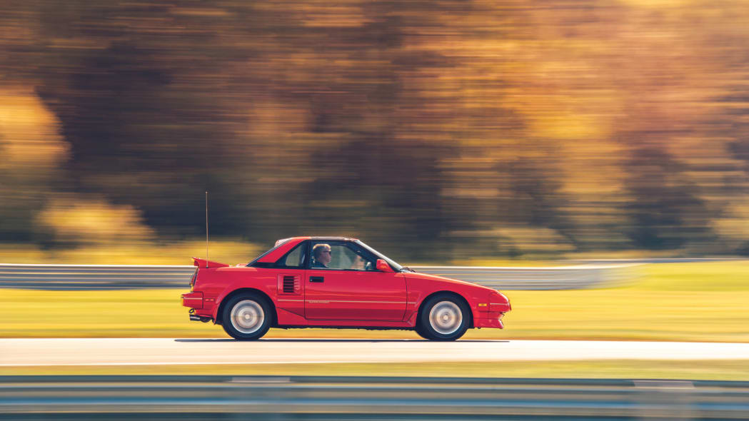 1985-1989 Toyota MR2