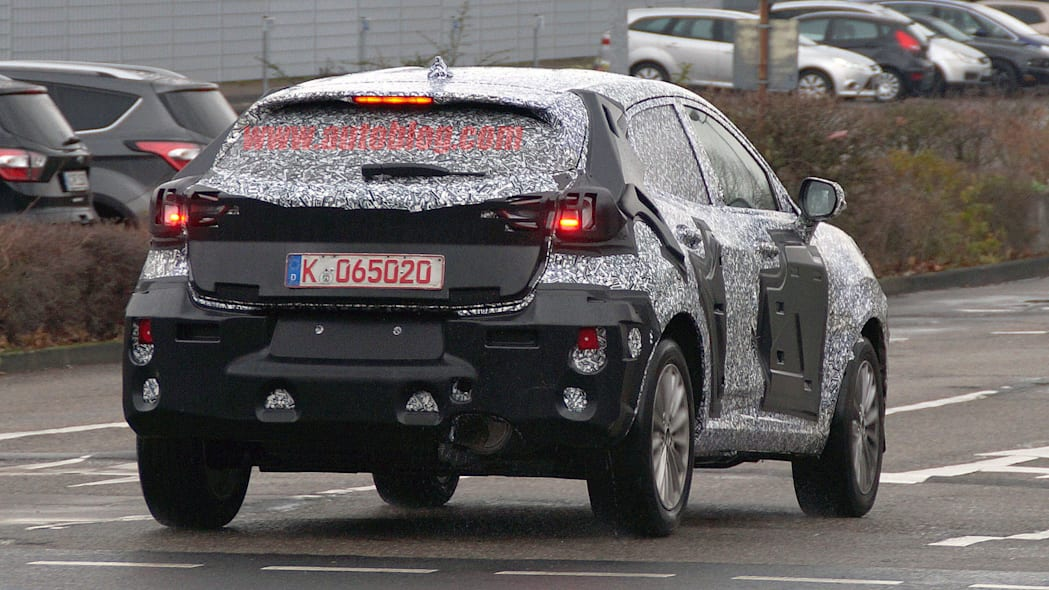 Ford Fiesta-based crossover