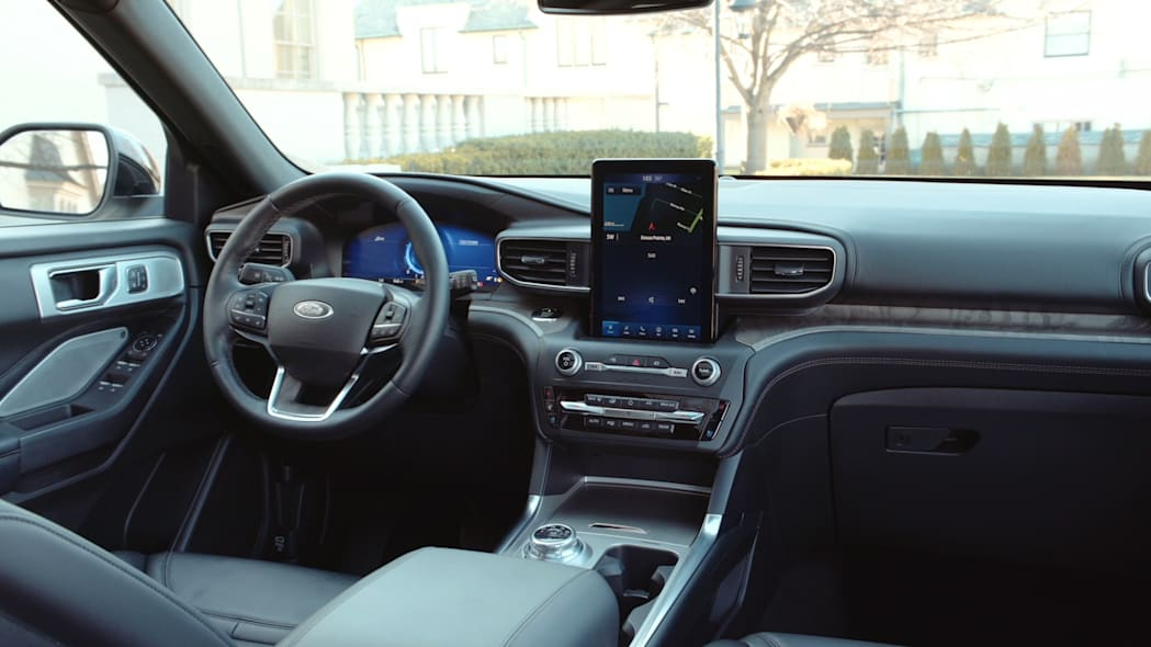 2020 Ford Explorer Interior