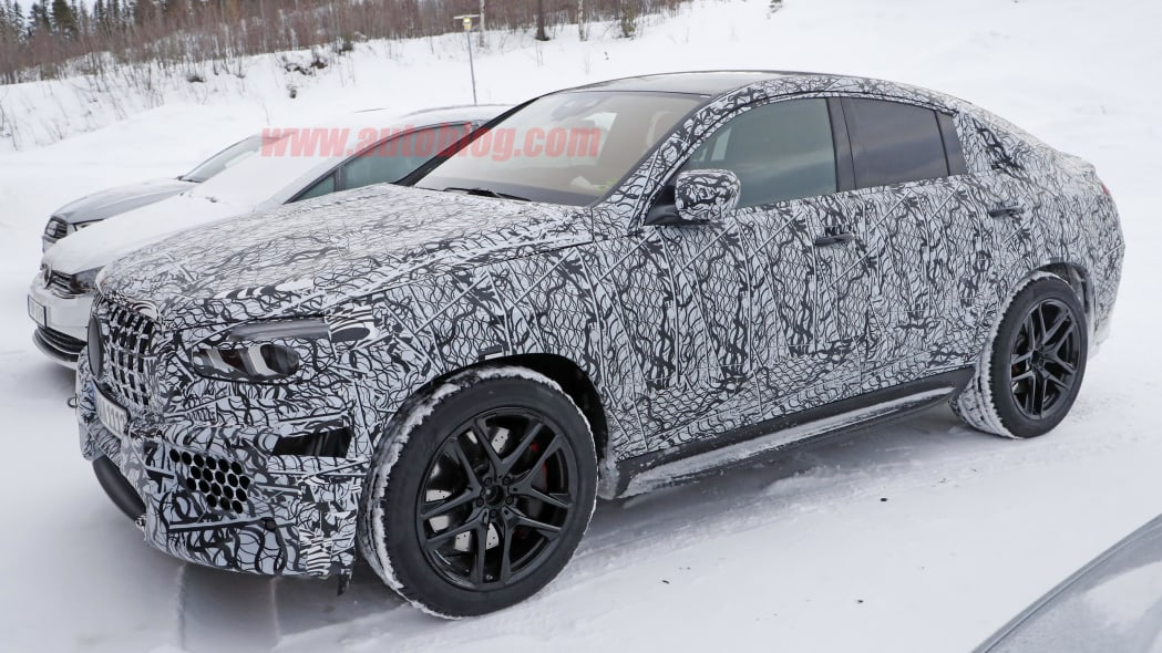 2021 Mercedes-AMG GLE 63 Coupe
