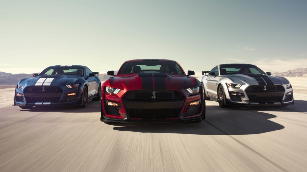 AUTOBLOG: 2020 Ford Mustang Shelby GT500 pumps out 700+ hp