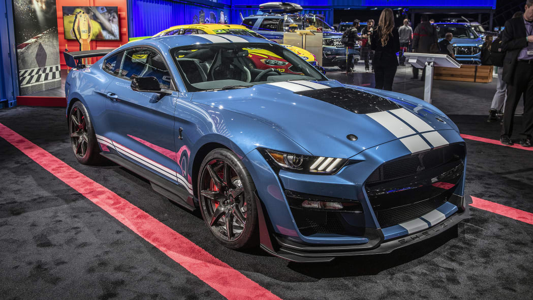 First Place: 2020 Ford Mustang